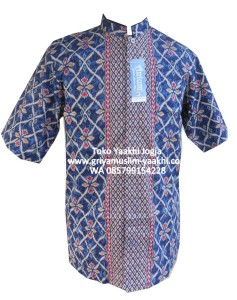 koko batik biru